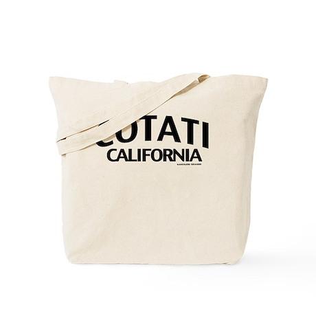 Cotati Tote Bag