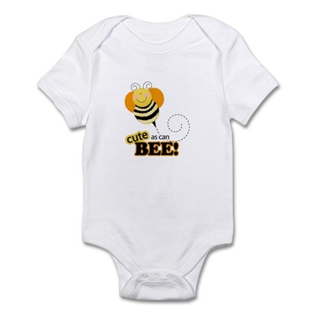 Cute as can Bee Infant Bodysuit