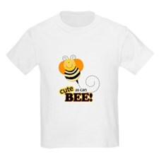 Cute as can Bee T-Shirt