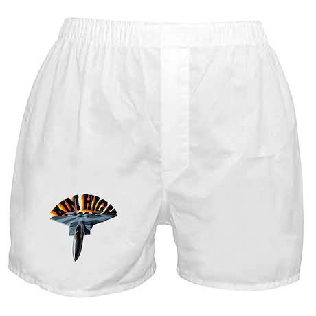 F15 Aim High Boxer Shorts