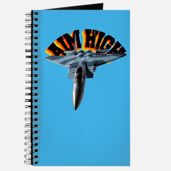 F15 Aim High Journal