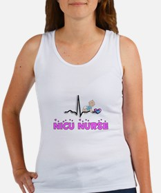 MORE NICU Nurse Women's Tank Top
