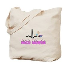 MORE NICU Nurse Tote Bag