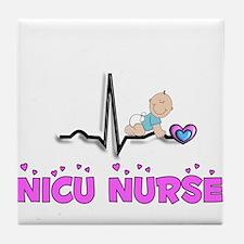 MORE NICU Nurse Tile Coaster