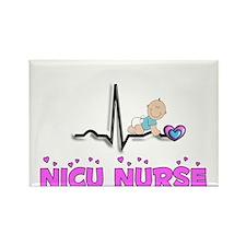MORE NICU Nurse Rectangle Magnet (10 pack)