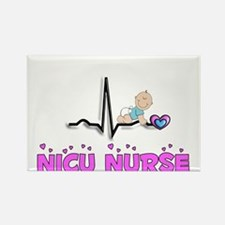 MORE NICU Nurse Rectangle Magnet (10 pack)