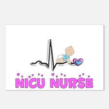 MORE NICU Nurse Postcards (Package of 8)
