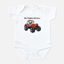 Tractor Infant Bodysuit