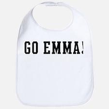 Go Emma Bib