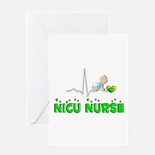 MORE NICU Nurse Greeting Card