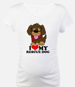I love my Rescue Dog Shirt