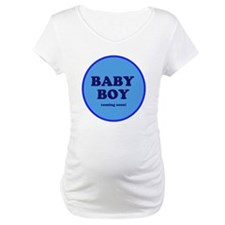 Shirt- Baby Boy Coming Soon