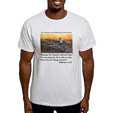 Jesus' Temptation T-Shirt