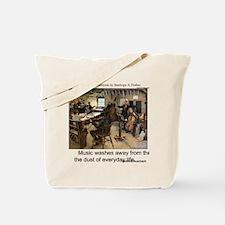 Village Philharmonic Tote Bag