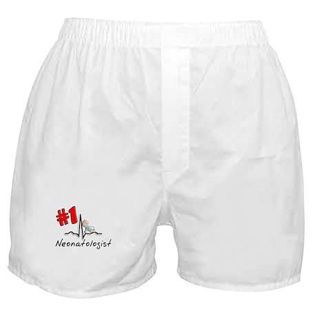 Physicians Boxer Shorts