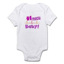 NICU Baby Infant Bodysuit