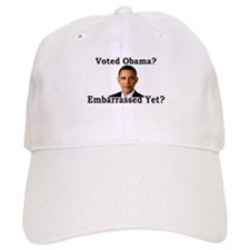 Embarrassed Yet? Baseball Cap