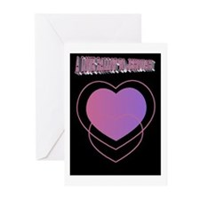 A Love Ballot To Jehovah Greeting Cards