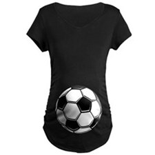 T-Shirt- Soccer Ball Baby