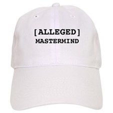 Alleged Mastermind Baseball Cap