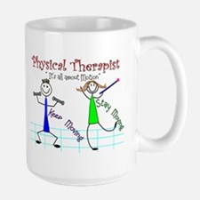 Physical Therapists II Large Mug