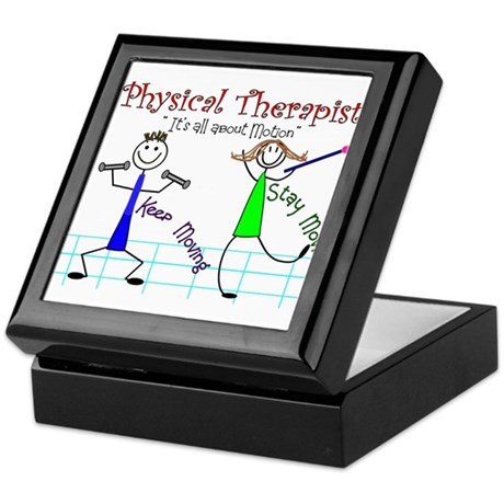 Physical Therapists II Keepsake Box