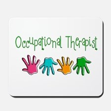 Physical Therapists II Mousepad