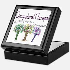 Physical Therapists II Keepsake Box