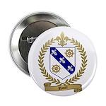 RIOUX Family Crest Button