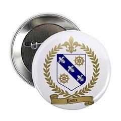RIOUX Family Crest 2.25