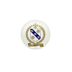 RIOUX Family Crest Mini Button (100 pack)