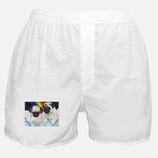 Pug Angels Boxer Shorts