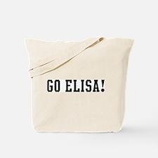 Go Elisa Tote Bag
