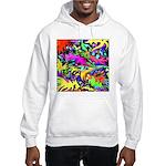 POW WOW ZAM Hooded Sweatshirt
