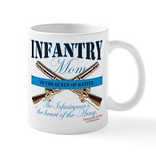 Infantry Mom IN Infantryman Mug