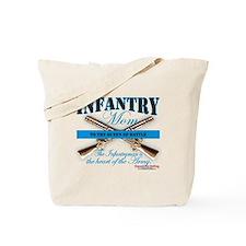 Infantry Mom IN Infantryman Tote Bag