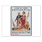 Britannia Friends Poster Art Small Poster