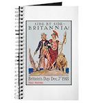 Britannia Friends Poster Art Journal