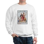 Britannia Friends Poster Art Sweatshirt