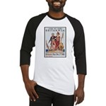 Britannia Friends Poster Art Baseball Jersey
