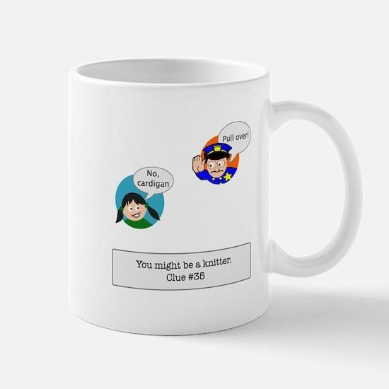 Knitaholic Mug