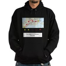 Cool Funny knitting Hoodie