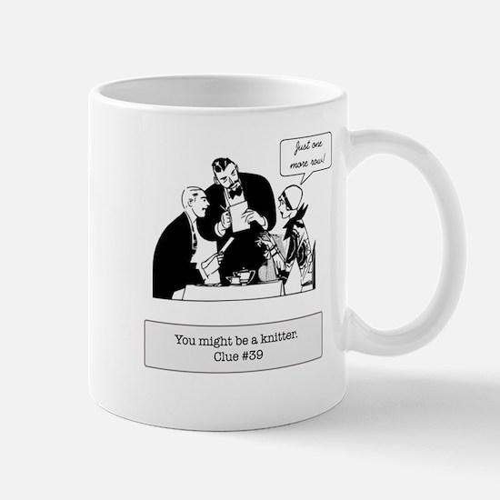 Cute Knitaholic Mug