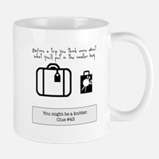 what to pack Mugs