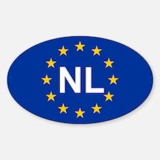 EU Netherlands Decal