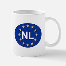 EU Netherlands Mug