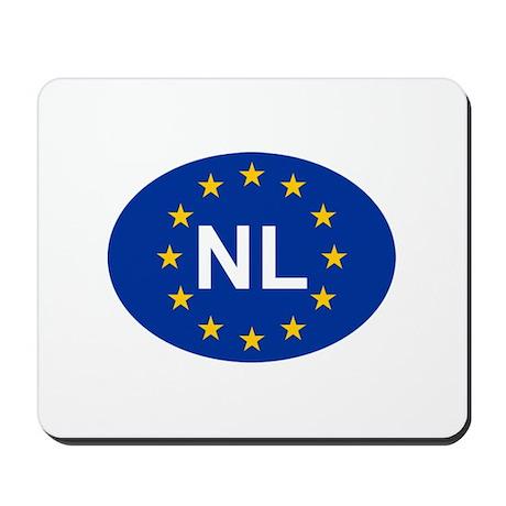 EU Netherlands Mousepad