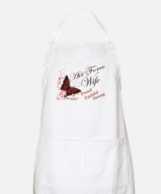Air Force Wife Apron