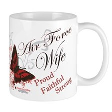 Air Force Wife Mug