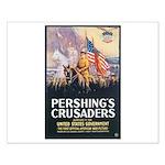 Pershing's Crusaders Poster Art Small Poster